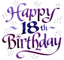 Free 18th Birthday Cliparts, Download Free Clip Art, Free.