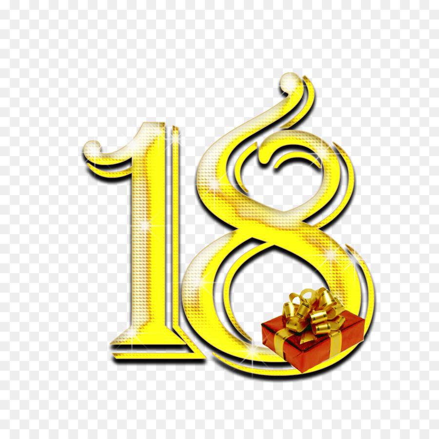Birthday Symbol png download.
