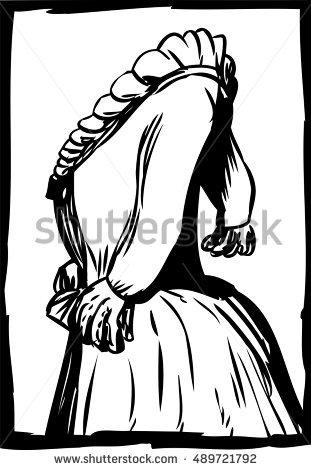 18th Century Dress Stock Photos, Royalty.