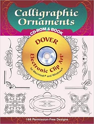 Calligraphic Ornaments CD.