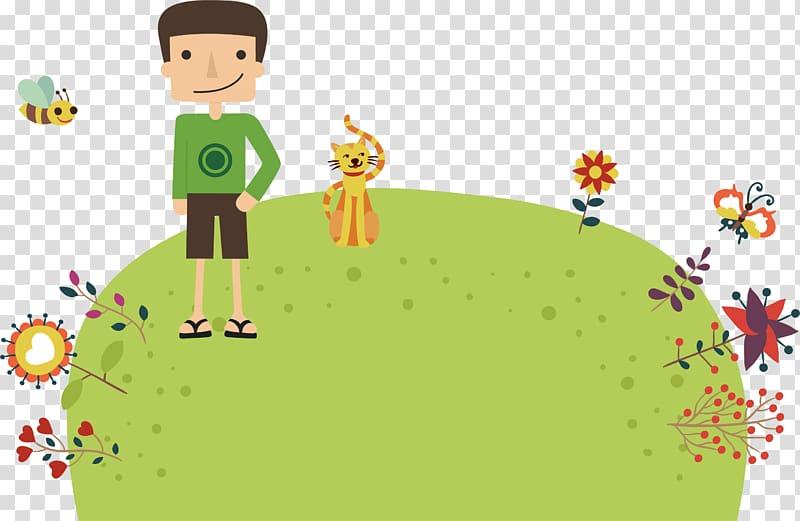 Family Euclidean Object Happiness Animation, Creative human.