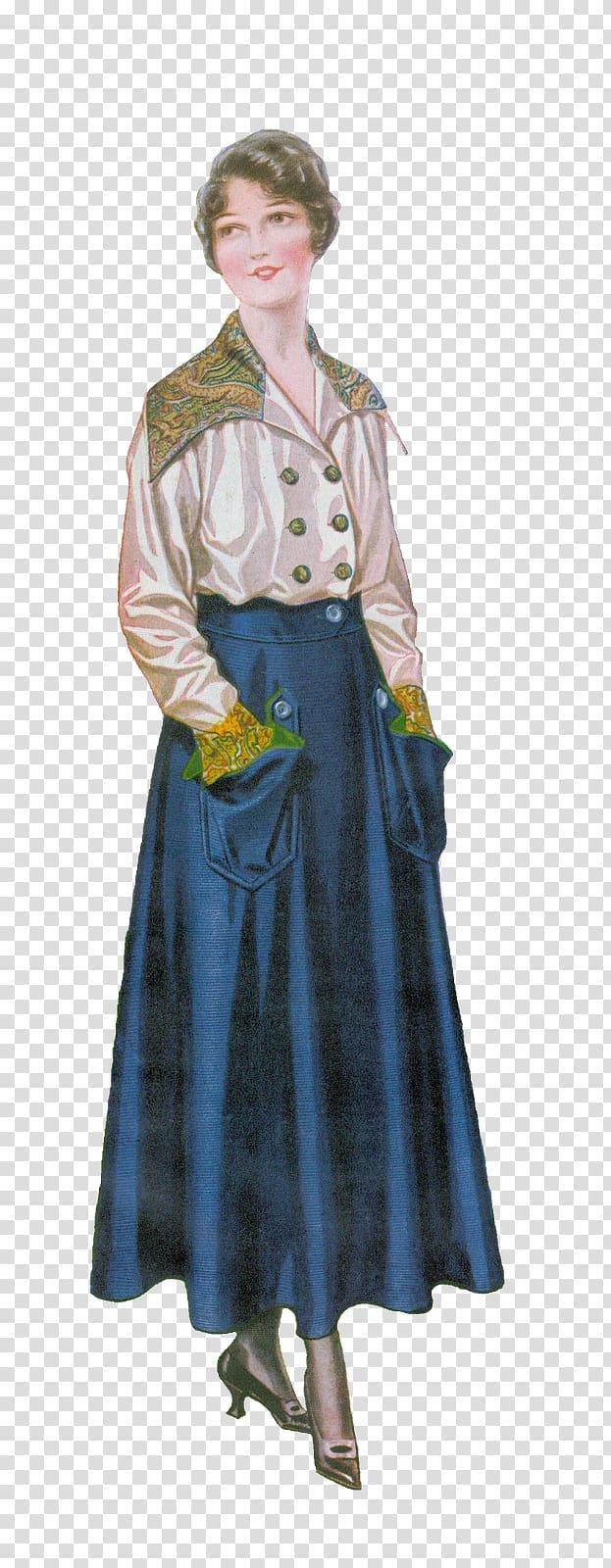 Edwardian era 1900s Victorian era 1910s Belle Époque, dress.