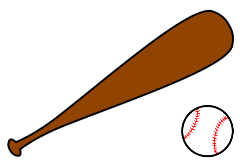 Free Image Of Baseball Bat, Download Free Clip Art, Free.