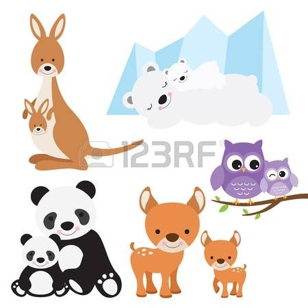 1,902 Baby Deer Stock Vector Illustration And Royalty Free Baby.