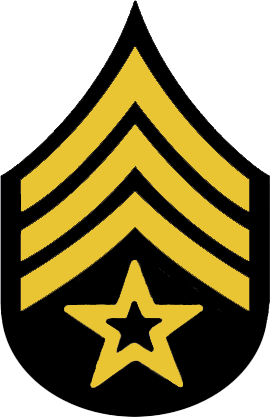 Military Stripes Clipart.