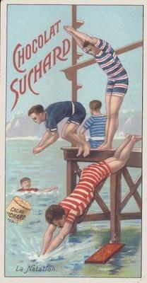 Il Nuoto, 1904.