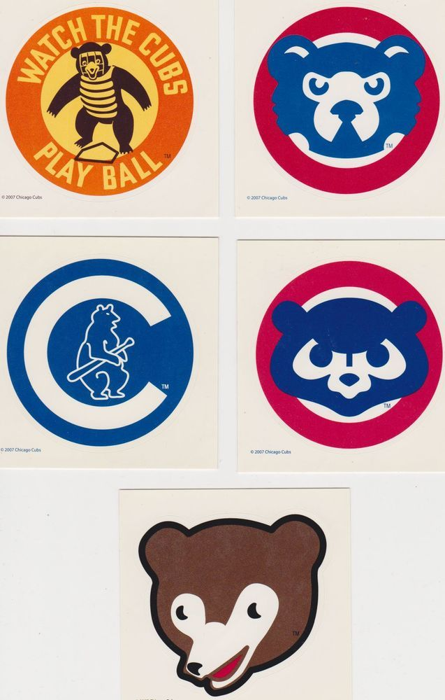 Chicago cubs 1908 logo clipart.