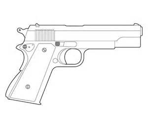 Similiar Colt 1911 Clip Art Keywords.