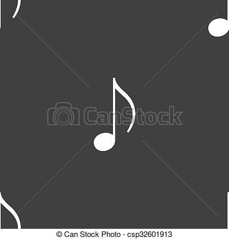 Music Clip Art 1913.