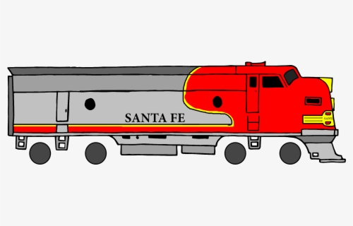 Free Freight Clip Art with No Background.