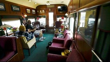 So you want to own a private train car?.