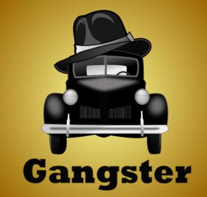 Gangster Car Illustration Clip Art at Clker.com.