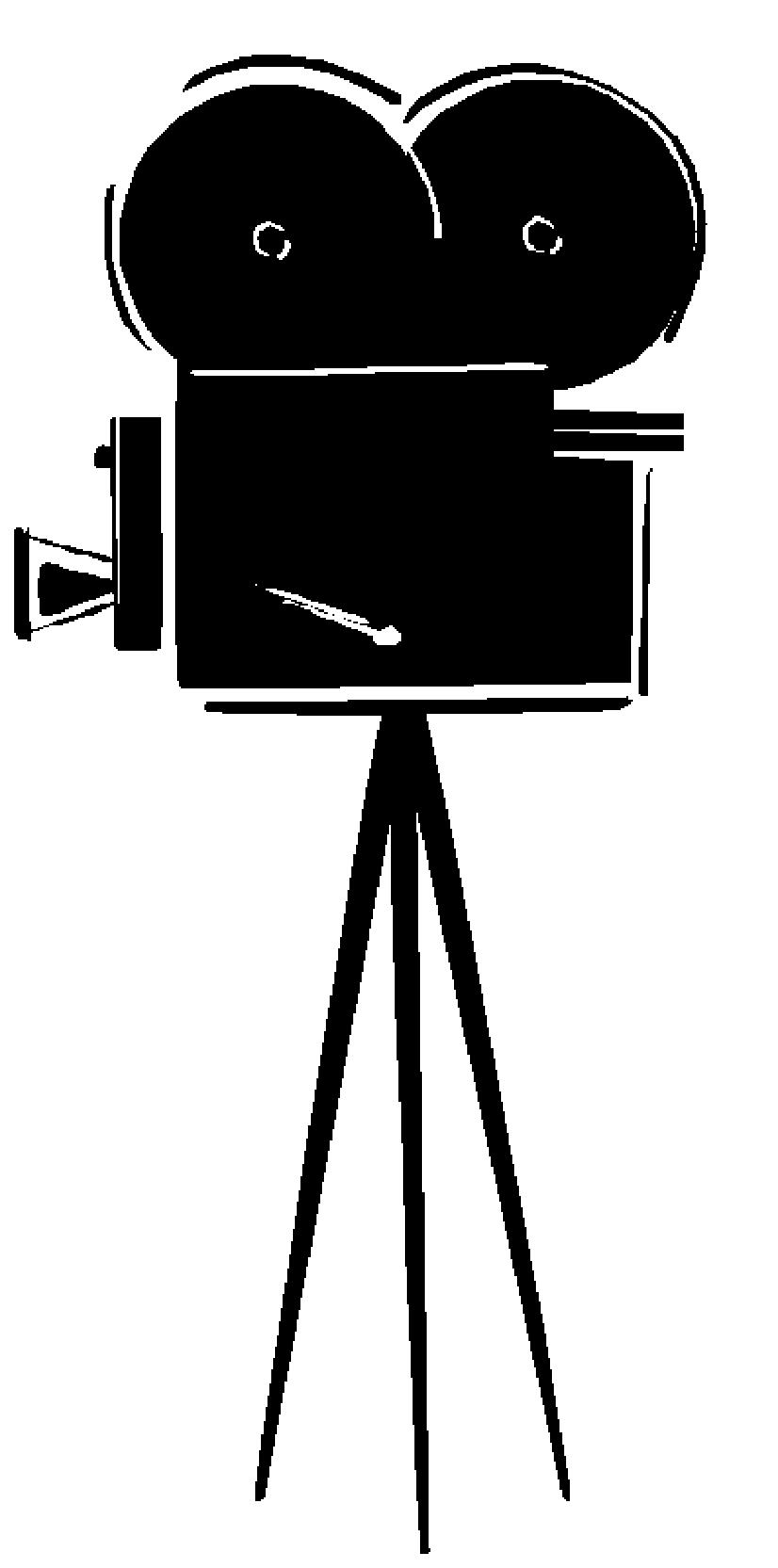 Cinema camera clipart clipart images gallery for free.