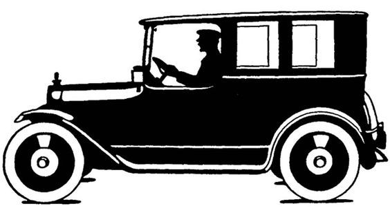 Image result for 1920s car silhouette in 2019.