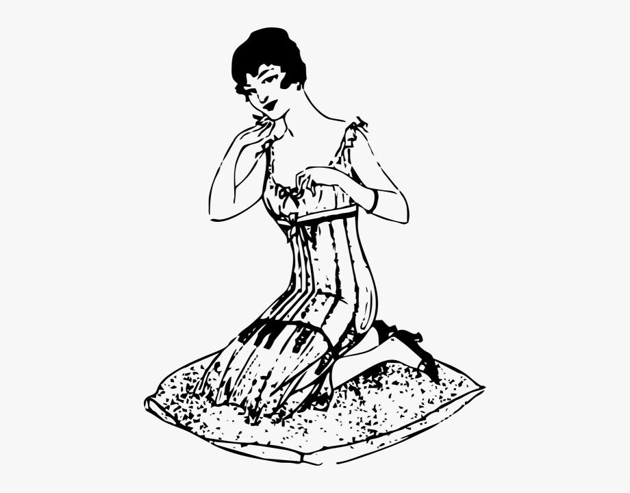 Lady 1920 1920s.