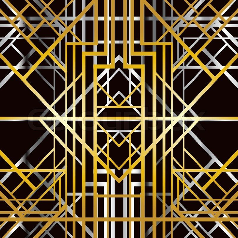 Image result for 1920s Art Nouveau Clip Art in 2019.