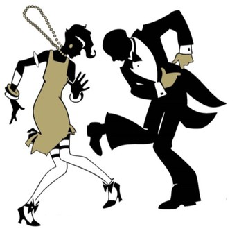 Clip art from the 1920s.