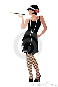 The best free Flapper clipart images. Download from 18 free.
