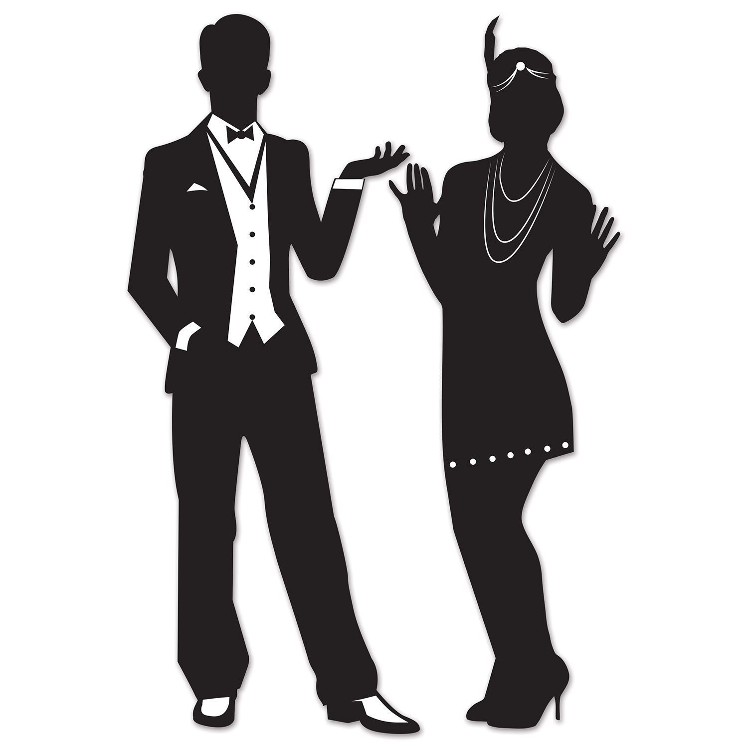 Image result for 1920s couple clipart.