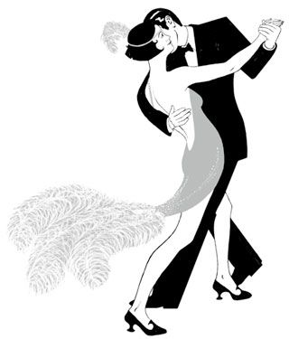 Gallery For > Roaring 20s Clipart in 2019.
