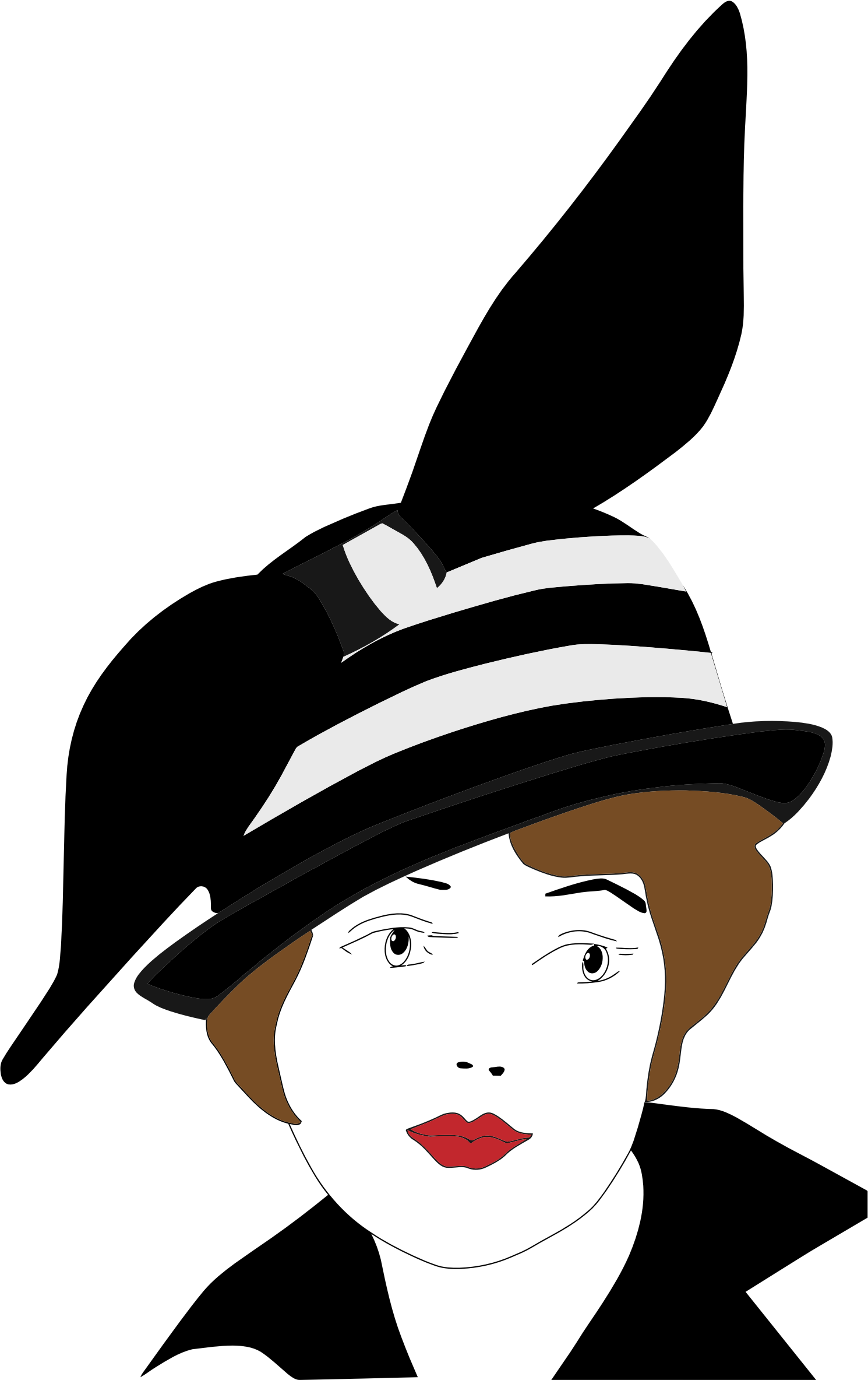 1920s flapper young boy clipart clipart images gallery for.