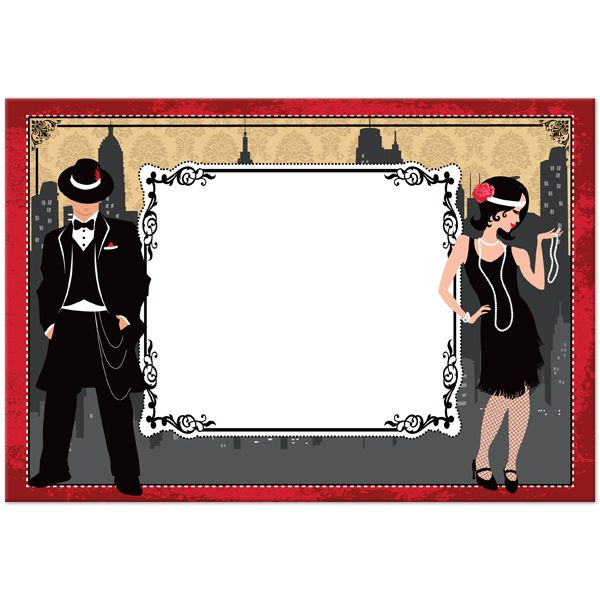 party supplies dash 1920s gangster party theme dash roaring.