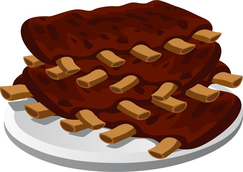1920x1080 baby back ribs clipart clipart images gallery for.