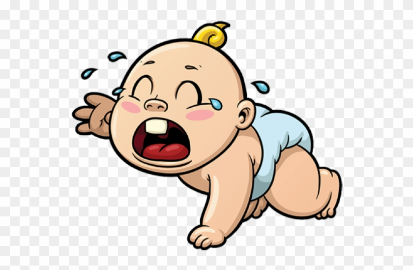 Crying Clipart Baby Cry.