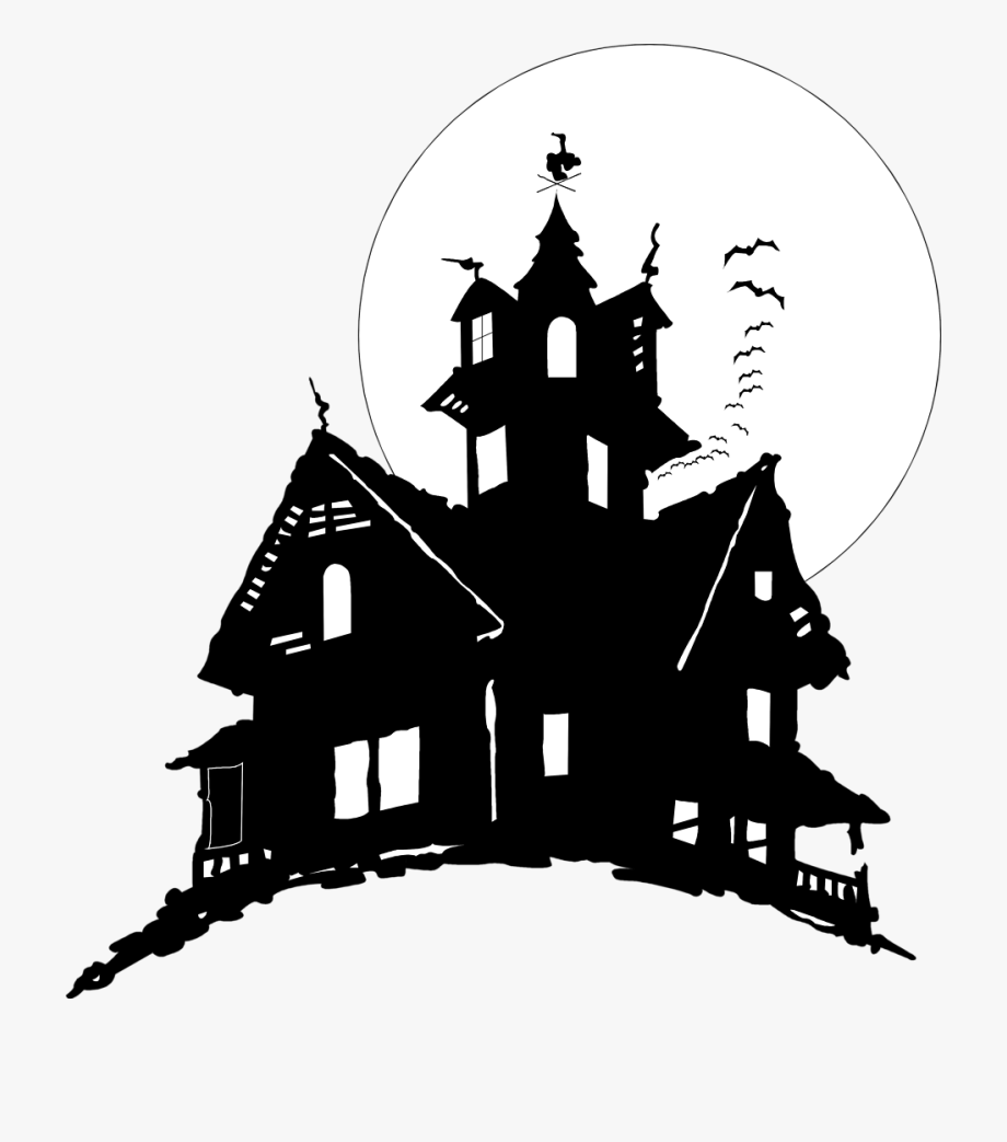 School House Clipart Art.