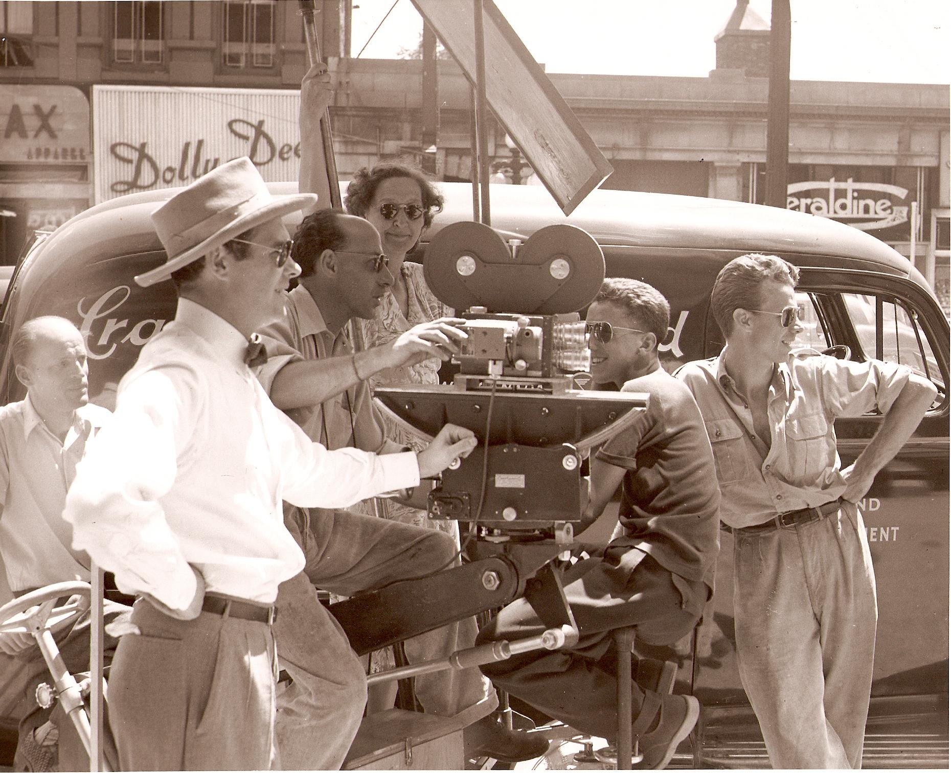 Film industry.