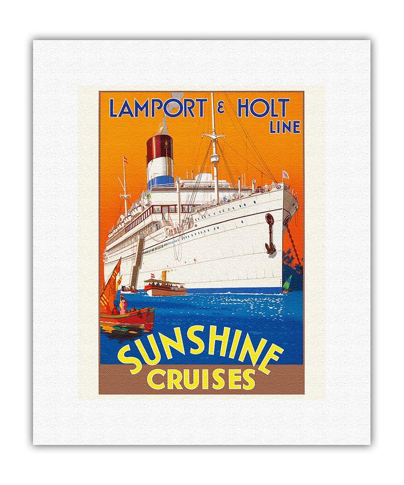 Amazon.com: Pacifica Island Art Sunshine Cruises.