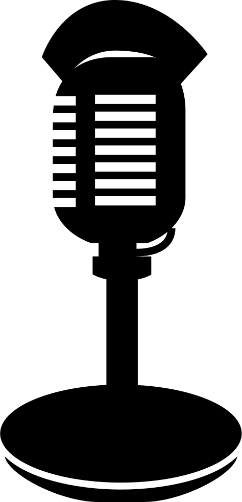 Microphone clipart condenser microphone, Microphone.