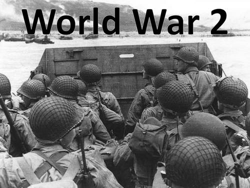 World War 2 Music (1930\'s.