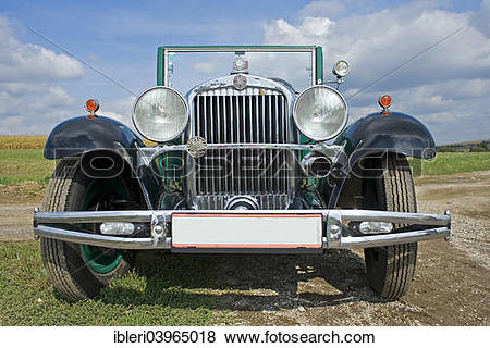 "Pictures of ""Vintage Steyr XXX or Steyr 30, built in 1931."