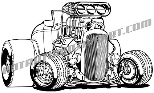 Automotive clipart.