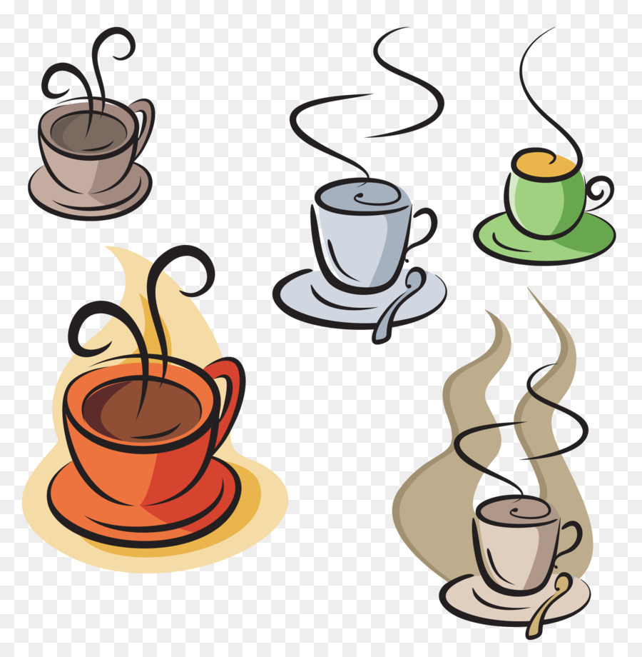 Coffee cup Teacup Clip art.