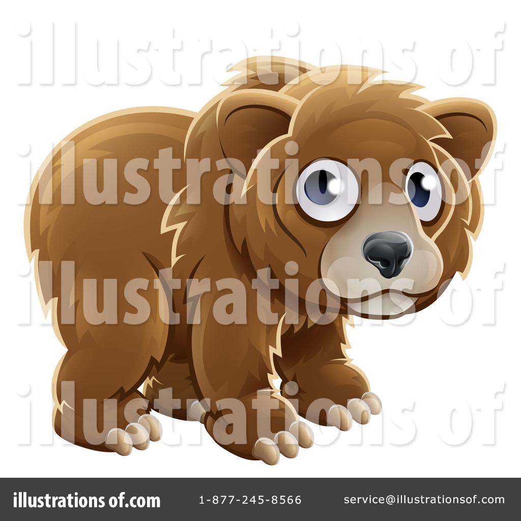 Bear Clipart #1419322.