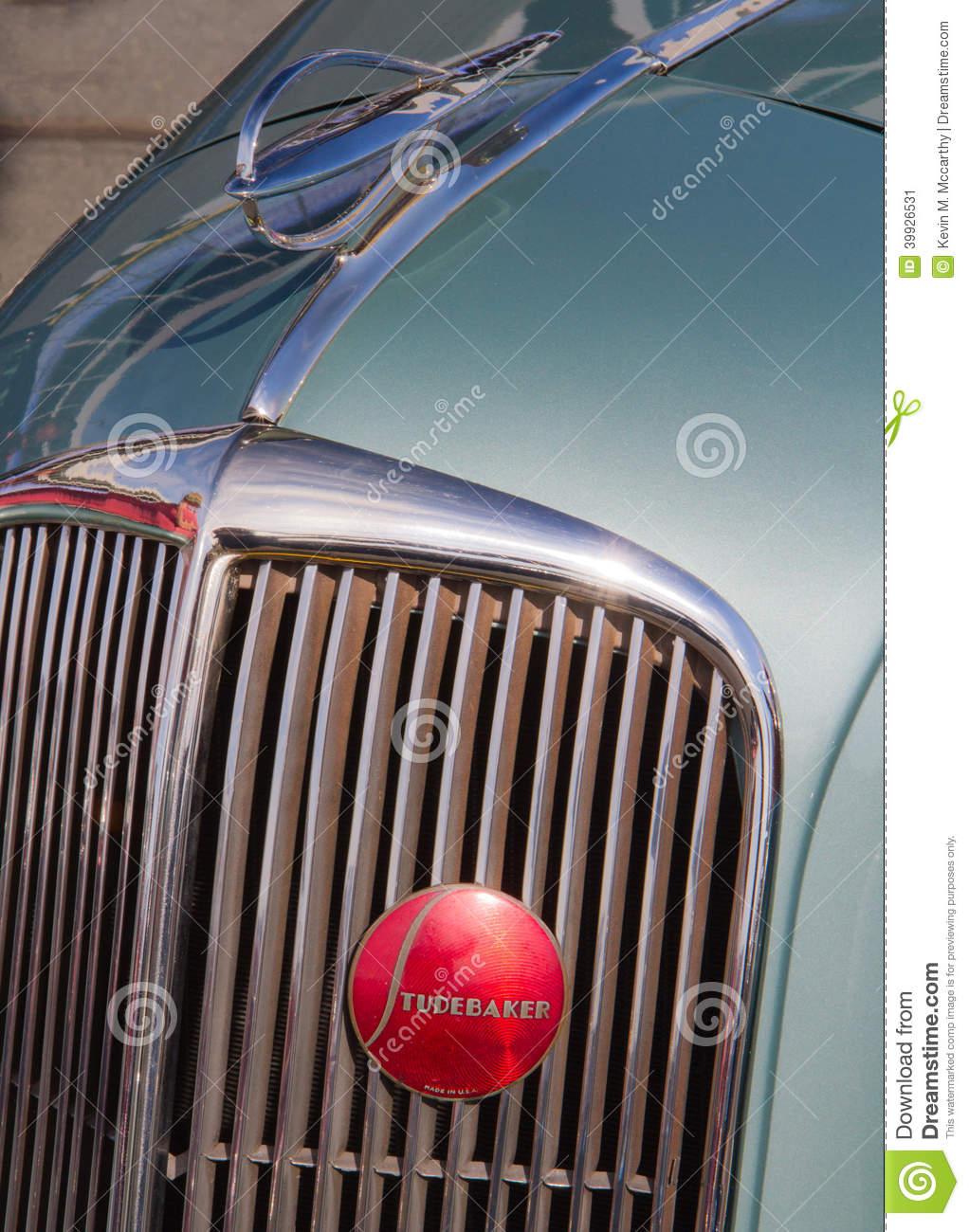 Studebaker car 1936 clipart.