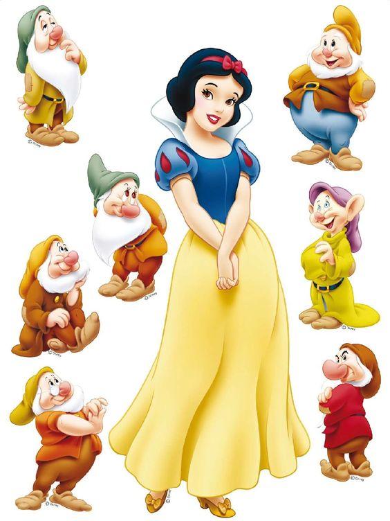 Disney Classics 1: Snow White 1937.
