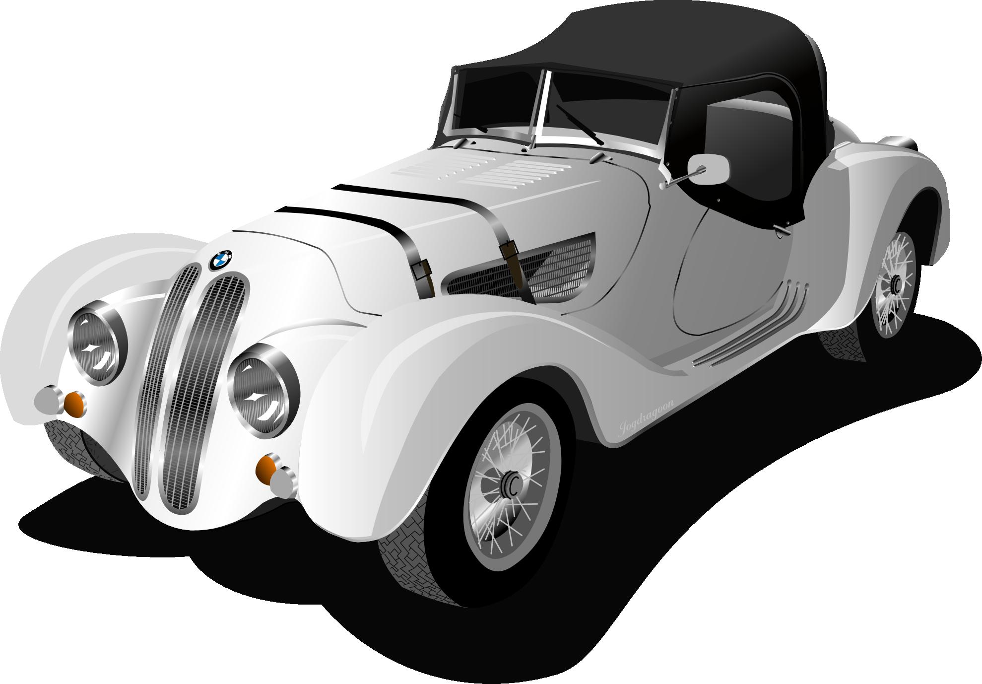 clipartist.net » Clip Art » bmw 328 roadster 1938 2012 April.