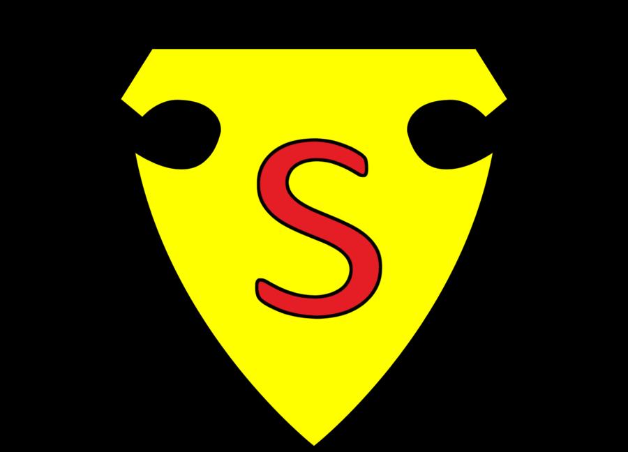 1938 Superman Logo.