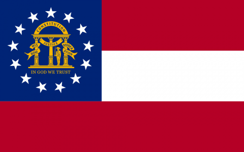 How the Confederacy lives on in the flags of seven Southern states.