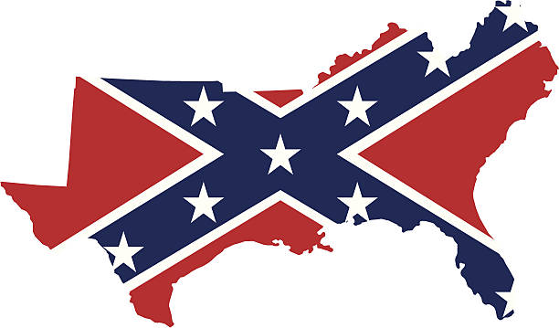 Confederate Flag Clip Art, Vector Images & Illustrations.