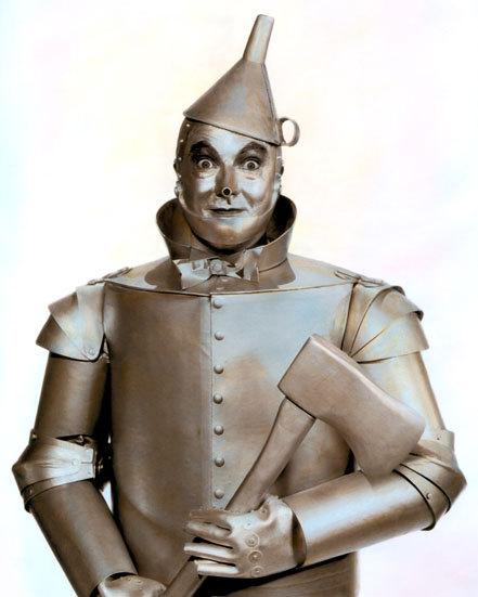 Clipart tin man wizard of oz.