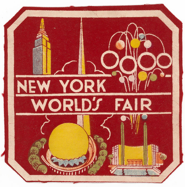 1939 NYWF Hotpad.