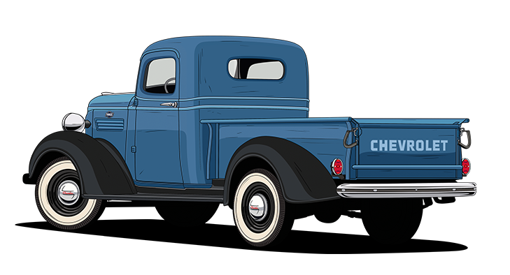 Chevy Truck Legends: 100 Year History.