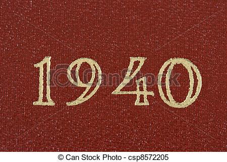 1940 clipart.