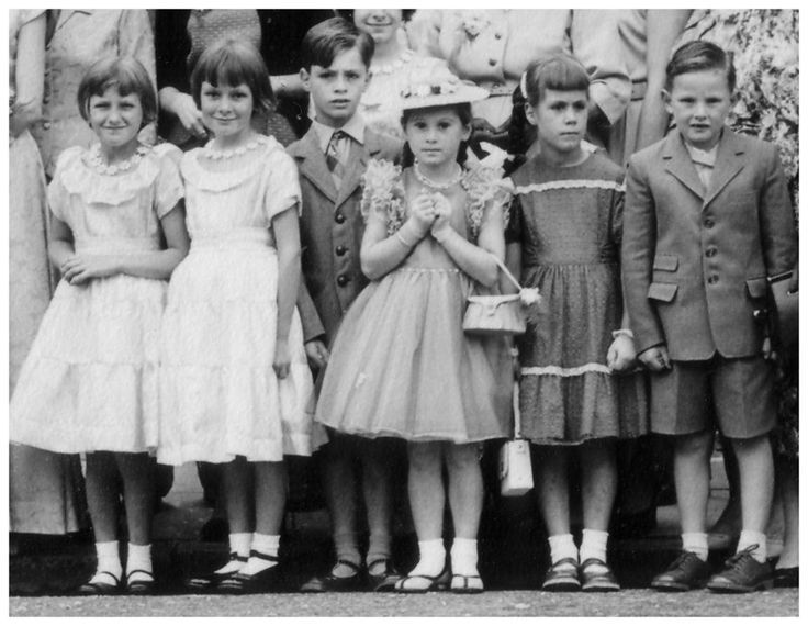 Children\'s clothing 1940\'s.