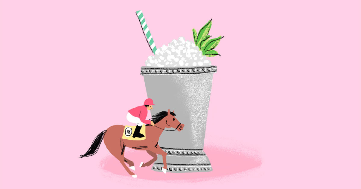 The Mint Julep Made Right.