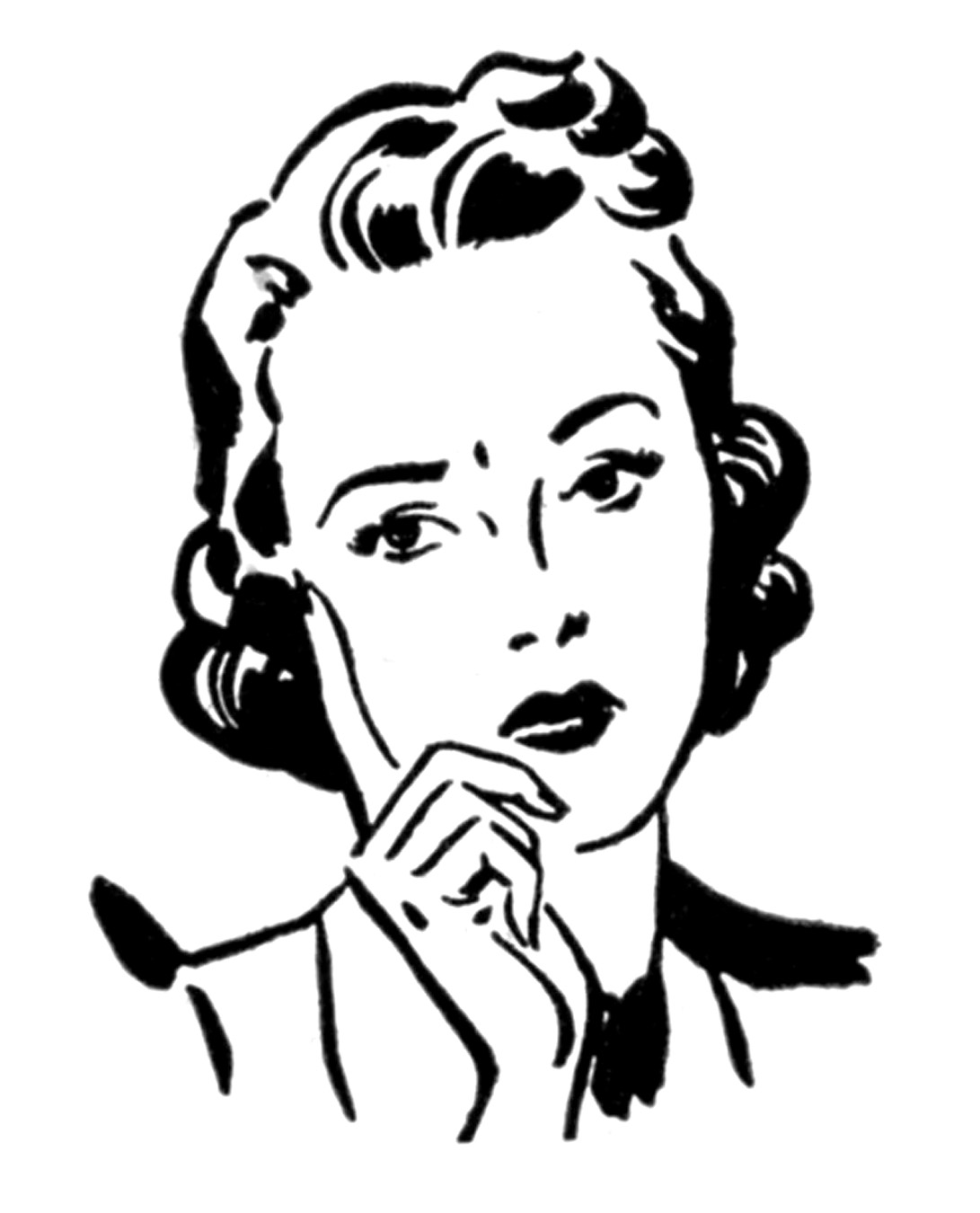 1940s clipart clipground